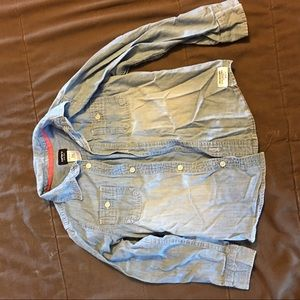 Other - Carters boys button up